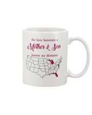 FLORIDA MICHIGAN THE LOVE MOTHER AND SON Mug front