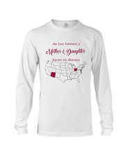 OHIO ARIZONA THE LOVE MOTHER AND DAUGHTER Long Sleeve Tee thumbnail