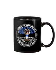 LIVING IN MINNESOTA WITH CALIFORNIA ROOTS Mug thumbnail
