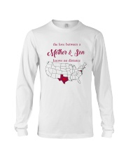 TEXAS MARYLAND THE LOVE MOTHER AND SON Long Sleeve Tee thumbnail