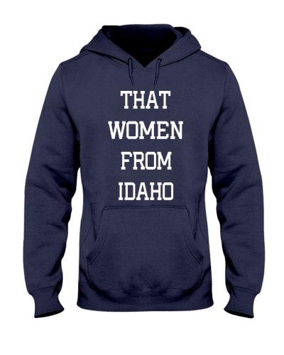 THAT WOMEN FROM IDAHO