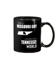 JUST A MISSOURI GUY IN A TENNESSEE WORLD Mug thumbnail