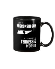 JUST A WISCONSIN GUY IN A TENNESSEE WORLD Mug thumbnail