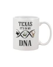TEXAS IT'S IN MY DNA Mug thumbnail
