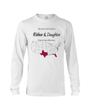 FLORIDA TEXAS FATHER AND DAUGHTER Long Sleeve Tee thumbnail