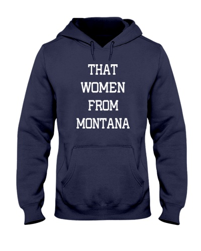 THAT WOMEN FROM MONTANA