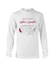 NEW JERSEY CALIFORNIA THE LOVE MOTHER AND DAUGHTER Long Sleeve Tee thumbnail