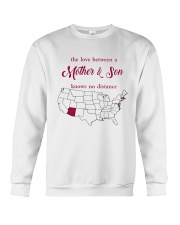 ARIZONA MASSACHUSETTS THE LOVE MOTHER AND SON Crewneck Sweatshirt thumbnail