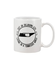 OKLAHOMA GIRL LIVING IN TENNESSEE WORLD Mug thumbnail