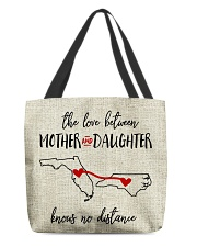 FLORIDA NORTH CAROLINA-MOTHER AND DAUGHTER All-over Tote thumbnail