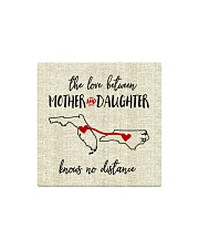 FLORIDA NORTH CAROLINA-MOTHER AND DAUGHTER Square Magnet tile