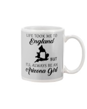 LIFE TOOK ME TO ENGLAND - ARIZONA Mug thumbnail