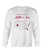 FLORIDA UTAH THE LOVE MOTHER AND SON Crewneck Sweatshirt thumbnail