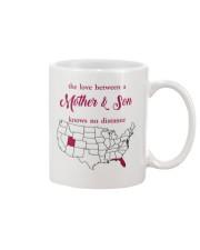 FLORIDA UTAH THE LOVE MOTHER AND SON Mug front