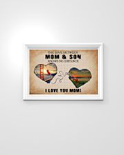 CALIFORNIA MARYLAND THE LOVE MOM AND SON 24x16 Poster poster-landscape-24x16-lifestyle-02