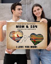 CALIFORNIA MARYLAND THE LOVE MOM AND SON 24x16 Poster poster-landscape-24x16-lifestyle-21