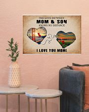CALIFORNIA MARYLAND THE LOVE MOM AND SON 24x16 Poster poster-landscape-24x16-lifestyle-22