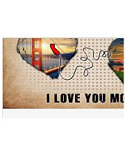 CALIFORNIA MARYLAND THE LOVE MOM AND SON Horizontal Poster tile
