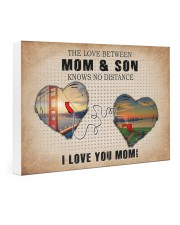 CALIFORNIA MARYLAND THE LOVE MOM AND SON 24x16 Gallery Wrapped Canvas Prints thumbnail