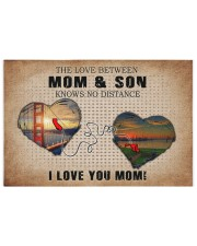 CALIFORNIA MARYLAND THE LOVE MOM AND SON 250 Piece Puzzle (horizontal) thumbnail