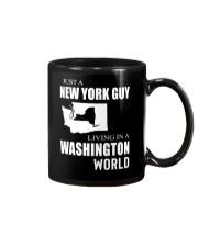 JUST A NEW YORK GUY IN A WASHINGTON WORLD Mug thumbnail