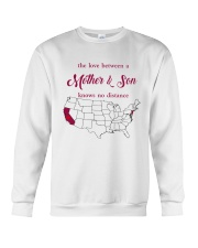 CALIFORNIA NEW JERSEY THE LOVE MOTHER AND SON Crewneck Sweatshirt thumbnail