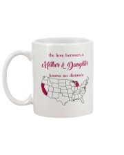 MICHIGAN CALIFORNIA THE LOVE MOTHER AND DAUGHTER Mug back