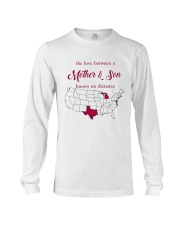 TEXAS MICHIGAN THE LOVE MOTHER AND SON Long Sleeve Tee thumbnail