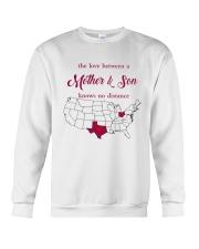 OHIO TEXAS THE LOVE MOTHER AND SON Crewneck Sweatshirt thumbnail