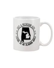 MICHIGAN GIRL LIVING IN ALABAMA WORLD Mug thumbnail