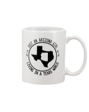 ARIZONA GIRL LIVING IN TEXAS WORLD Mug thumbnail