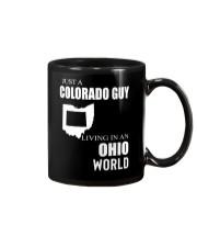 JUST A COLORADO GUY IN AN OHIO WORLD Mug thumbnail