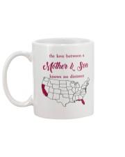 CALIFORNIA FLORIDA THE LOVE MOTHER AND SON Mug back