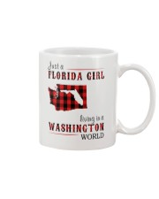 JUST A FLORIDA GIRL IN A WASHINGTON WORLD Mug thumbnail