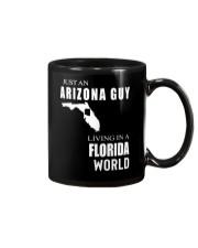 JUST AN ARIZONA GUY IN A FLORIDA WORLD Mug thumbnail