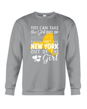 YOU CAN'T TAKE NEW YORK OUT OF THE GIRL Crewneck Sweatshirt thumbnail
