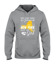YOU CAN'T TAKE NEW YORK OUT OF THE GIRL Hooded Sweatshirt thumbnail