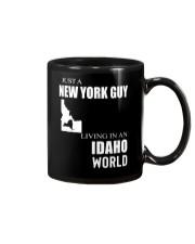 JUST A NEW YORK GUY IN AN IDAHO WORLD Mug thumbnail