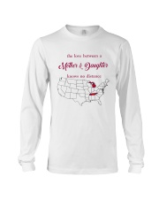 TENNESSEE MICHIGAN THE LOVE MOTHER AND DAUGHTER Long Sleeve Tee thumbnail