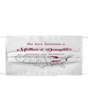 TENNESSEE MICHIGAN THE LOVE MOTHER AND DAUGHTER Cloth face mask thumbnail