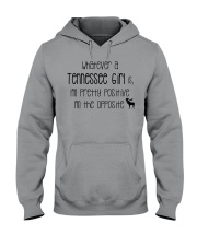 WHATEVER A TENNESSEE GIRL IS I'M PRETTY POSITIVE Hooded Sweatshirt thumbnail