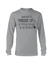 WHATEVER A TENNESSEE GIRL IS I'M PRETTY POSITIVE Long Sleeve Tee thumbnail