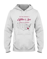 GEORGIA MARYLAND THE LOVE MOTHER AND SON Hooded Sweatshirt thumbnail