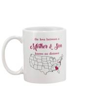 GEORGIA MARYLAND THE LOVE MOTHER AND SON Mug back