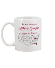 OHIO FLORIDA THE LOVE MOTHER AND DAUGHTER Mug back