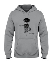 RHODE ISLAND MY ROOTS RUN DEEP Hooded Sweatshirt thumbnail