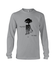 RHODE ISLAND MY ROOTS RUN DEEP Long Sleeve Tee thumbnail