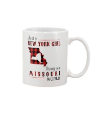 JUST A NEW YORK GIRL IN A MISSOURI WORLD Mug thumbnail