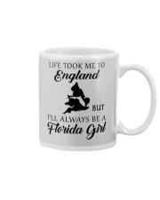 LIFE TOOK ME TO ENGLAND - FLORIDA Mug thumbnail