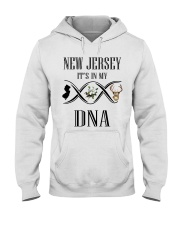 NEW JERSEY IT'S IN MY DNA Hooded Sweatshirt thumbnail